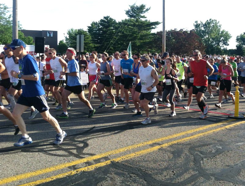 Greg Helmer's debut in masters division leads to Mercy Health Seaway Run victory