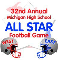 Six area players to play in 32nd annual high school all-star football game