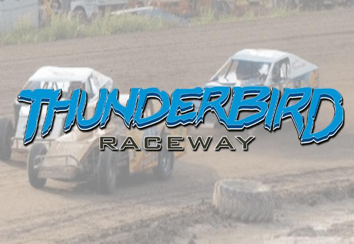 Thunderbird Raceway: Points standings through June 23