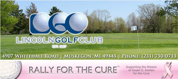 Lincoln Golf Club to host 'Rally for the Cure' event for the mission of Susan G. Komen