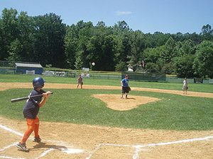 West Michigan district little league baseball end of season tournament, 12 and under schedule