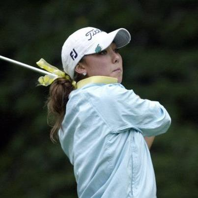 Aya Johnson makes quick work of opponent in 96th Women's Amateur; moves into round of 16