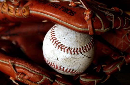 Baseball semifinal scores, finals pairings