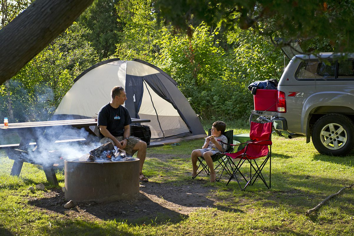 Volunteers needed to serve as campground hosts for 2013 season