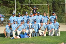 West Michigan Riptide Dirtbags win Muskegon City League title, qualify for postseason