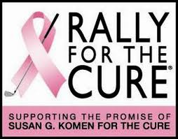 Lincoln Golf Club hosting Rally for the Cure V to create breast cancer awareness