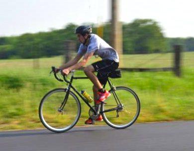 Tanner Davis reaps benefits of Grand Haven's triathlon training class