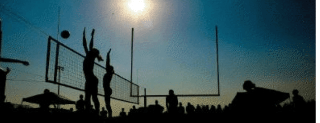 Mona Shores High School to host outdoor volleyball quad and battle of the bands