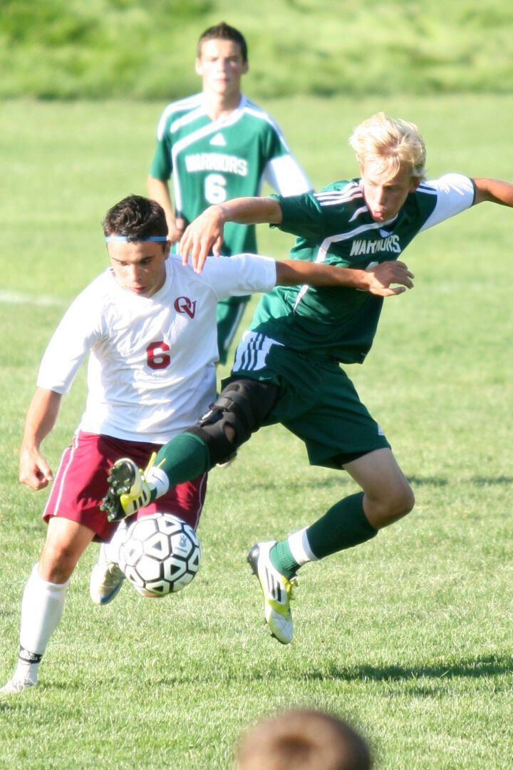 Photo gallery: Western Michigan Christian vs. Orchard View boys soccer