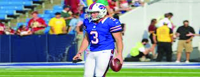 Former Grand Haven kicker John Potter turns some heads in NFL preseason debut