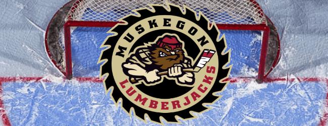 Muskegon Lumberjack honored as USHL defenseman of the week
