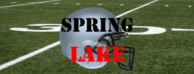 Warber leads Spring Lake to Lakes 8 Conference Championship