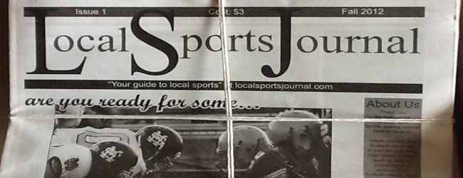 Would you like the Local Sport Journal's football tab delivered right to your door?