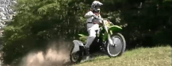 (VIDEO) Muskegon Motorcycle Club's Mount Garfield Hillclimb activities start today