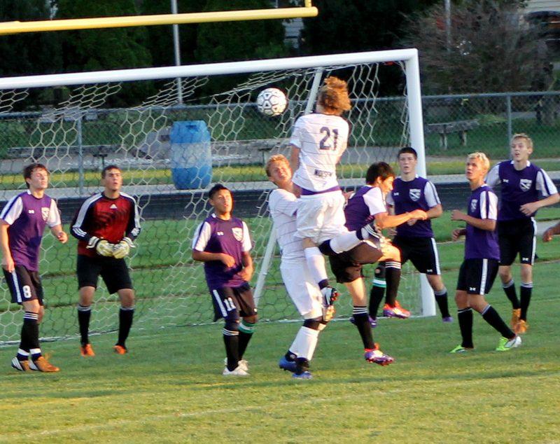Photo gallery: Boys soccer – North Muskegon vs. Shelby