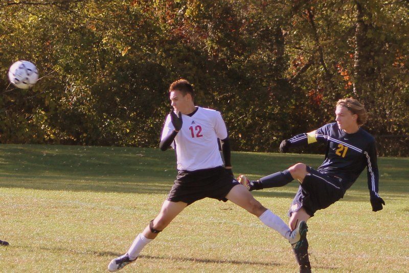 North Muskegon knocks off Hart in WM Conference tournament soccer match