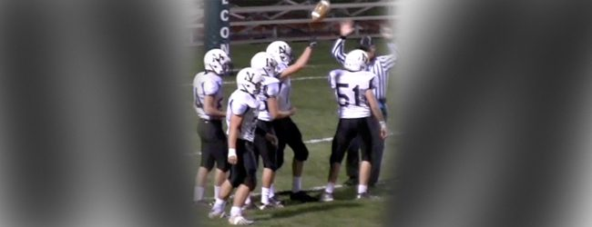 Highlights from Newaygo's regional final football matchup against Grand Rapids West Catholic [VIDEO]