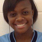 Mona Shores' Jasmyn Walker tallied 19 points, 13 rebounds, and seven blocks despite falling 36-33 to Oakirdge.