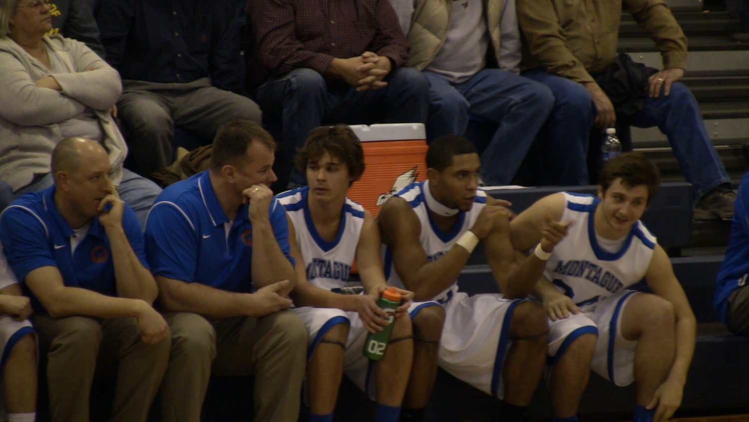Brandon Moore's 1,000th point, one of many highlights in a standout career [VIDEO]
