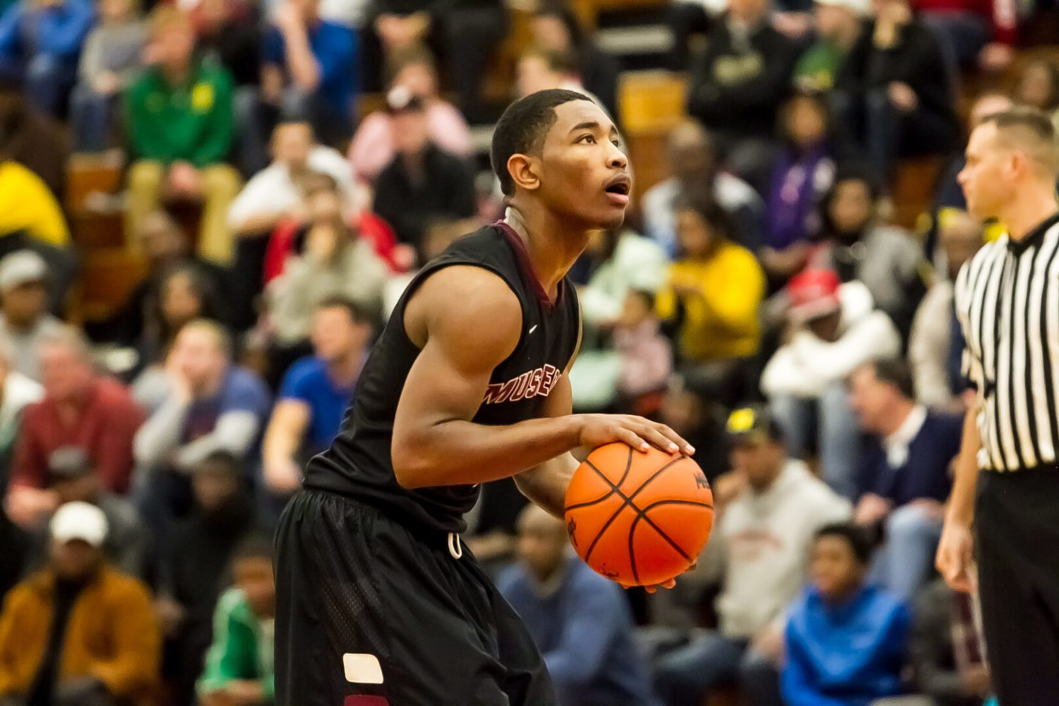 Muskegon Basketball Showcase: Muskegon vs. Chicago Curie (Photo gallery)