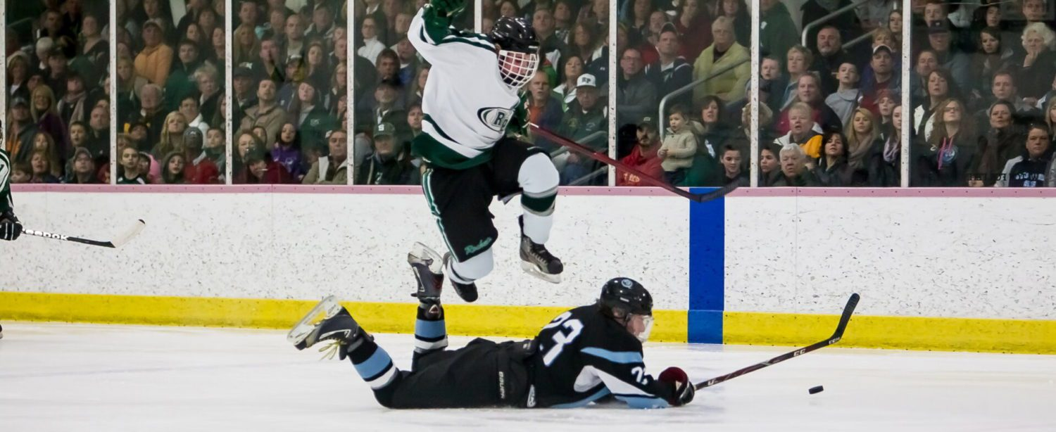 Kyle Kendra's overtime goal lifts Reeths-Puffer over Mona Shores in hockey