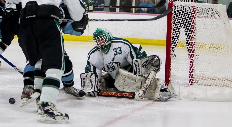 Reeths-Puffer vs. Mona Shores prep hockey [PHOTO GALLERY]