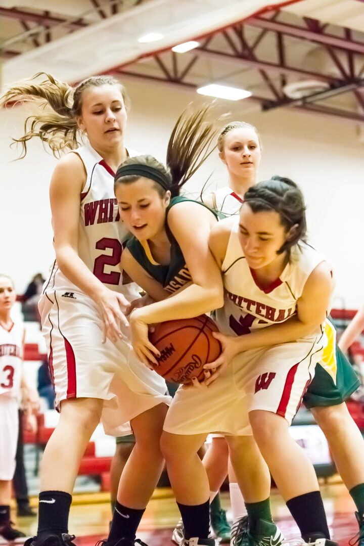 Emily MacArthur's 18 points and 10 rebounds not enough in Whitehall girls basketball loss to Manistee