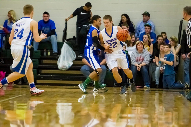 Muskegon Catholic at Western Michigan Christian boys basketball (Photo gallery)