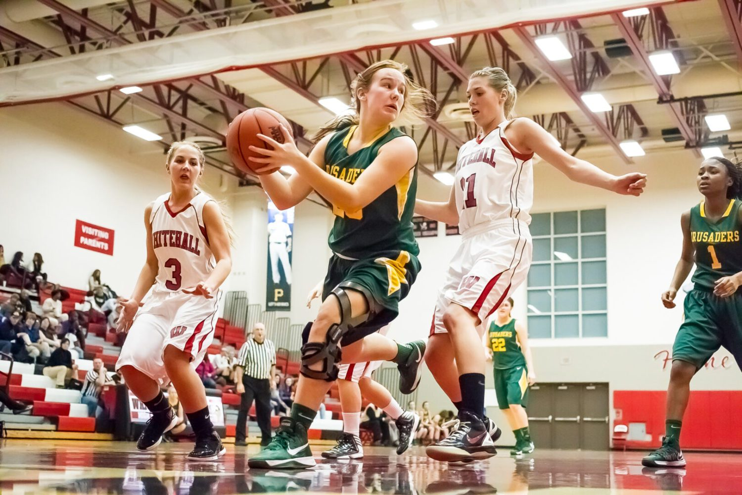 Girls district basketball pairings: Monday, Wednesday, Friday