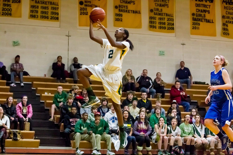 Girls basketball: Fruitport Calvary Christian at Muskegon Catholic (Photo gallery)