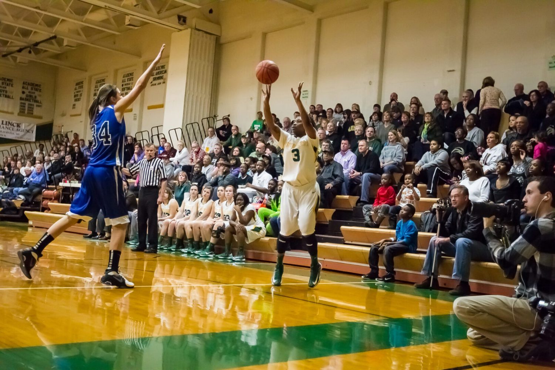 Fruitport Calvary vs. Muskegon Catholic girls basketball (Photo gallery)