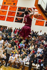 thrower dunk