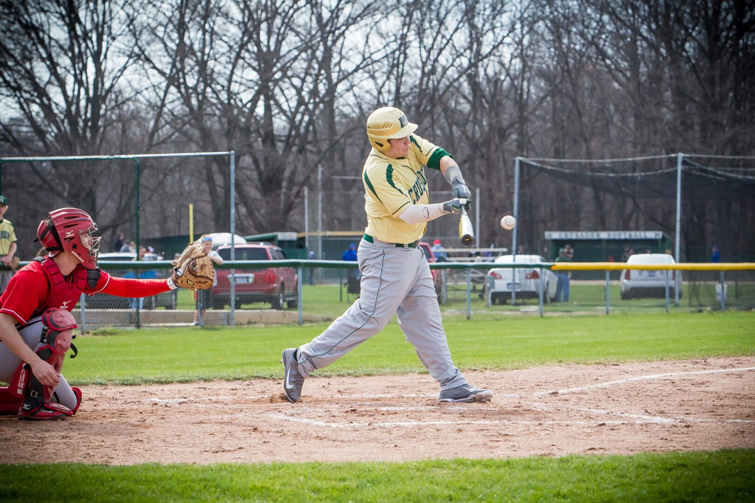 Late run helps Muskegon Catholic top North Muskegon in nonconference baseball game