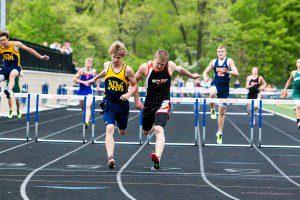 3200 hurdles