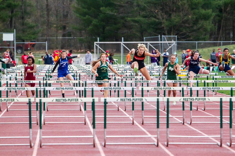 Two-time winner Autumn Christianson stars at West Michigan Invitational Track Meet
