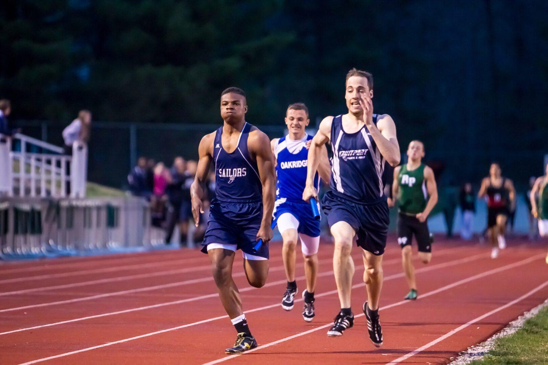 Ludington boys win Lakes 8 conference track meet [VIDEO]