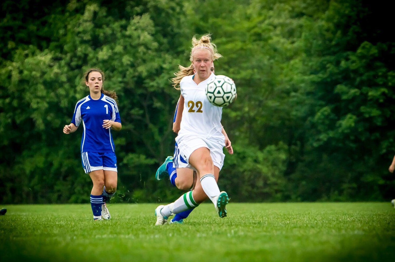 Muskegon Catholic wins girls soccer district opener over Fruitport Calvary Christian
