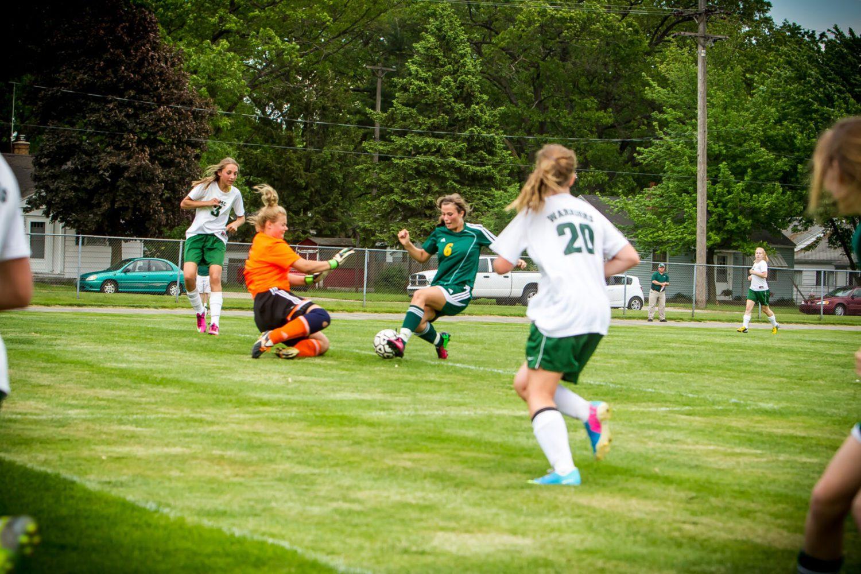 Richardson, Skidmore, Riksen all named first-team all-staters in girls soccer