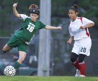 Western Michigan Christian makes quick work of Kent City in Division 4 soccer district opener