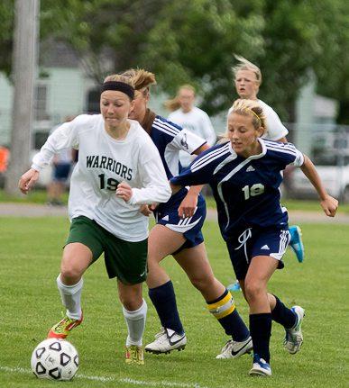 Western Michigan Christian blanks North Muskegon, heading to soccer regionals next week