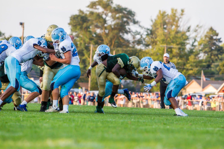 BREAKING NEWS: Mona Shores/Muskegon Catholic football rivalry put on hold