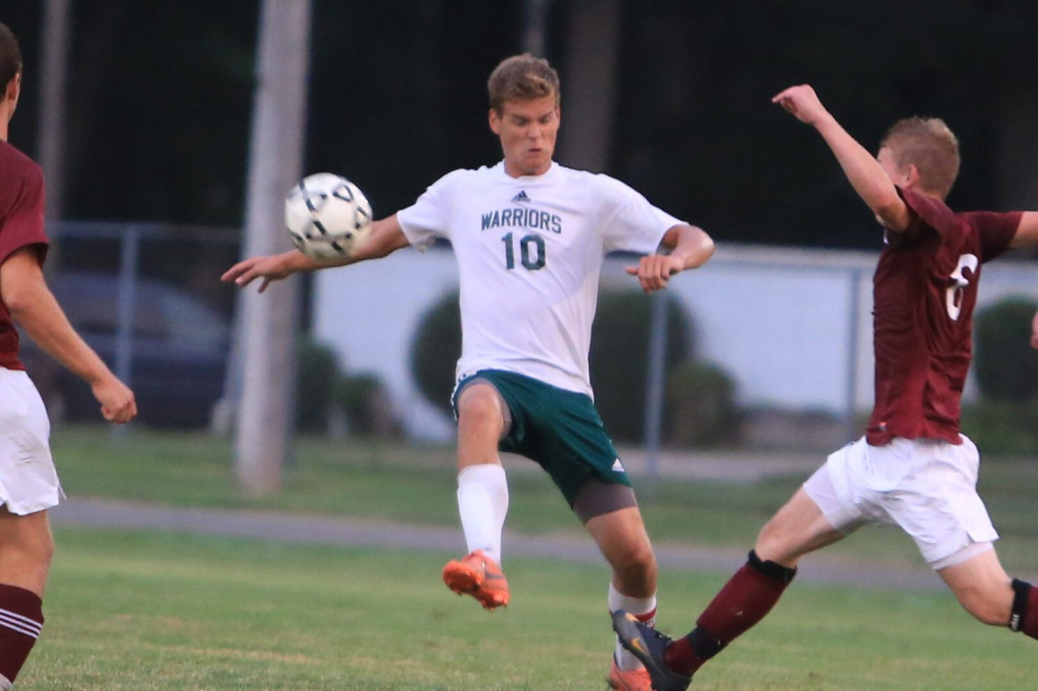 Western Michigan Christian posts soccer victory over Traverse City Christian