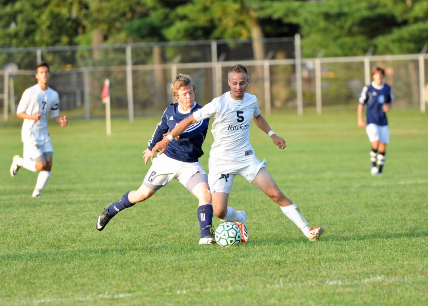 Mona Shores Sailors need two overtimes to upend rival Reeths-Puffer in boys soccer