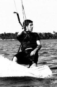 Steve Borja of Best Kiteboarding. Photo/Facebook