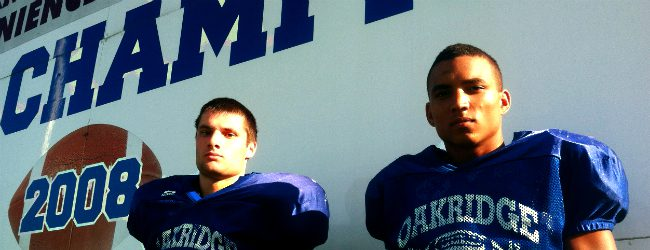 Oakridge duo look forward to Montague after big West Catholic win [video]