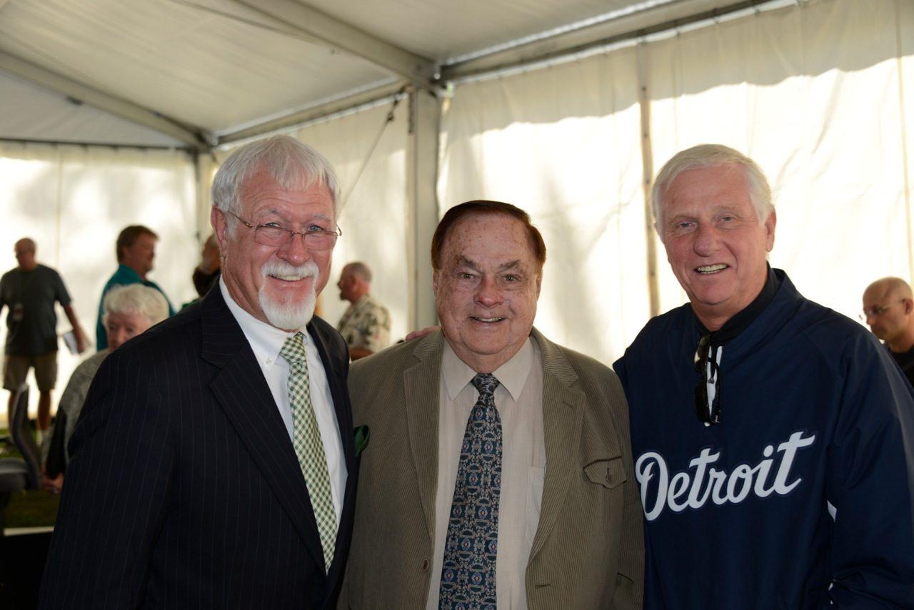 Baseball guru among those inducted this weekend into Irish Hall of Fame