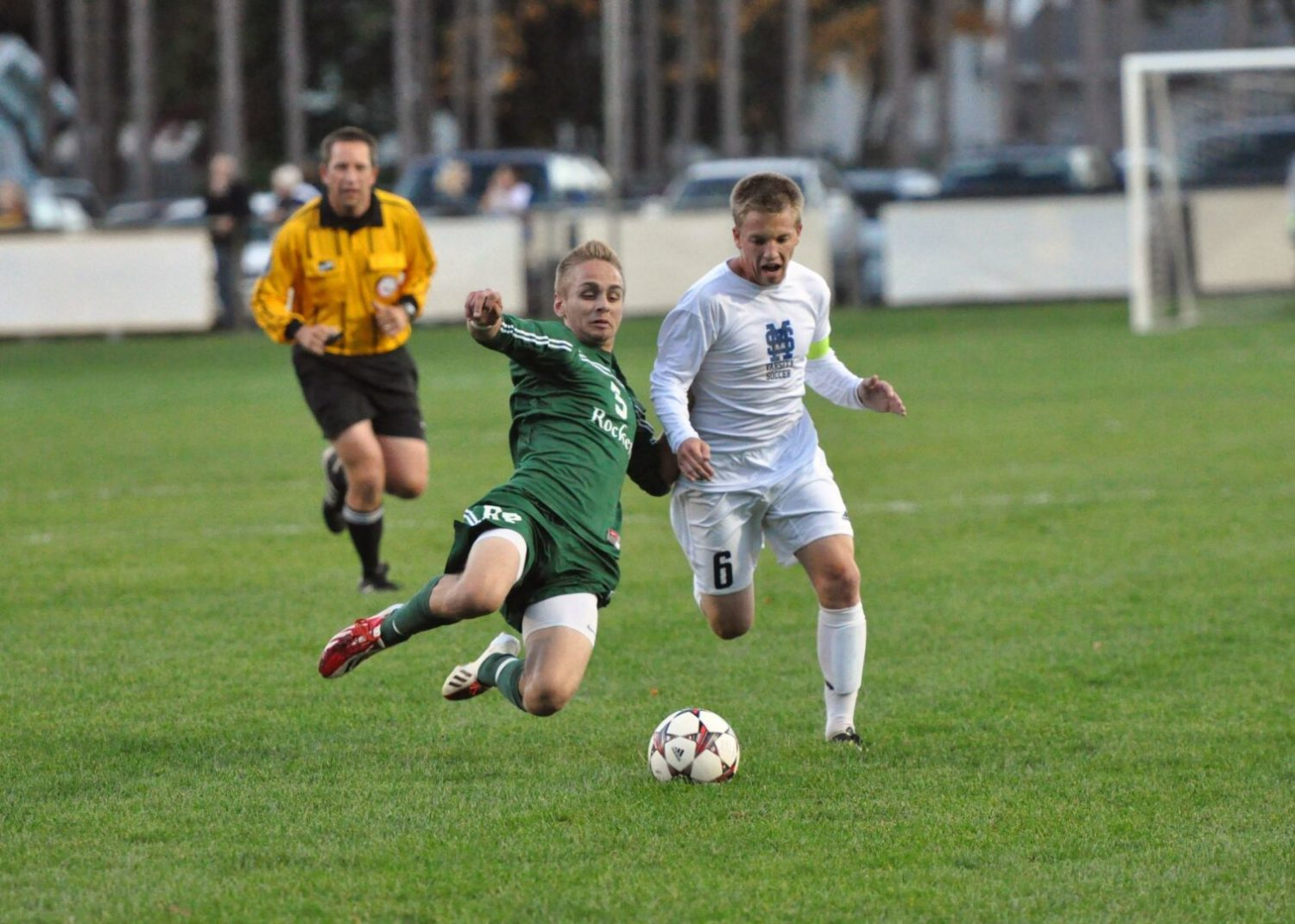 Mona Shores one win away from soccer title after beating Reeths-Puffer 3-0