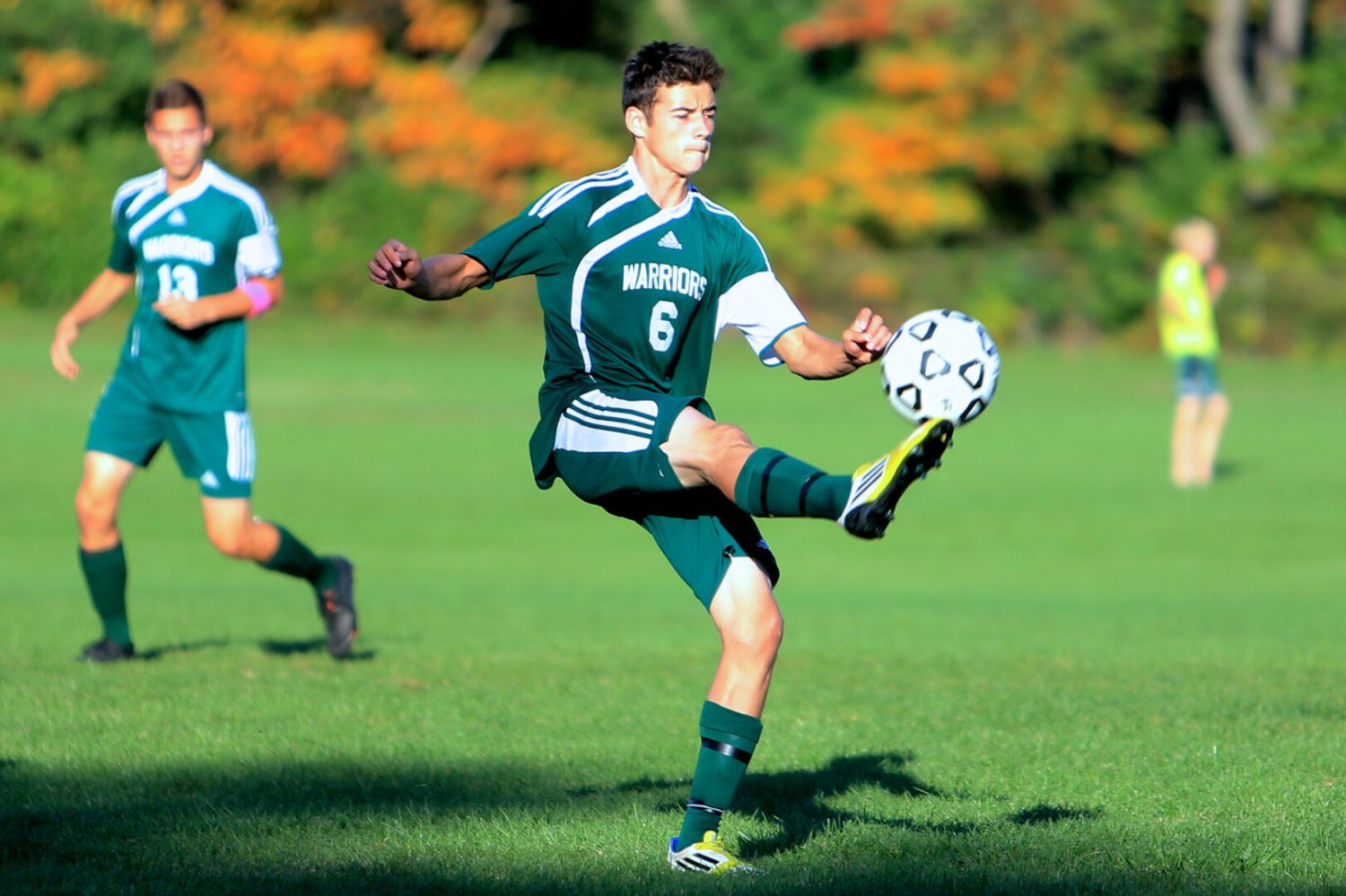 Western Michigan  Christian routs Grand River Prep in River Valley soccer