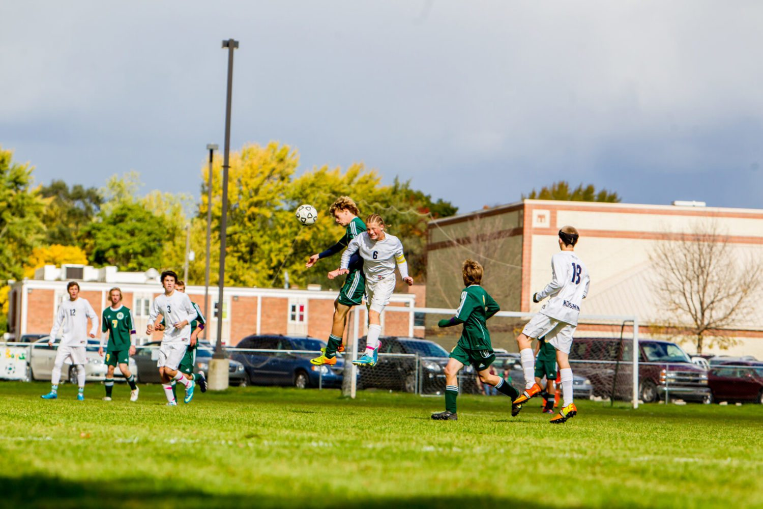 Photo gallery and highlight video from North Muskegon and Muskegon Catholic's Division 4 district final matchup [VIDEO/PHOTO]
