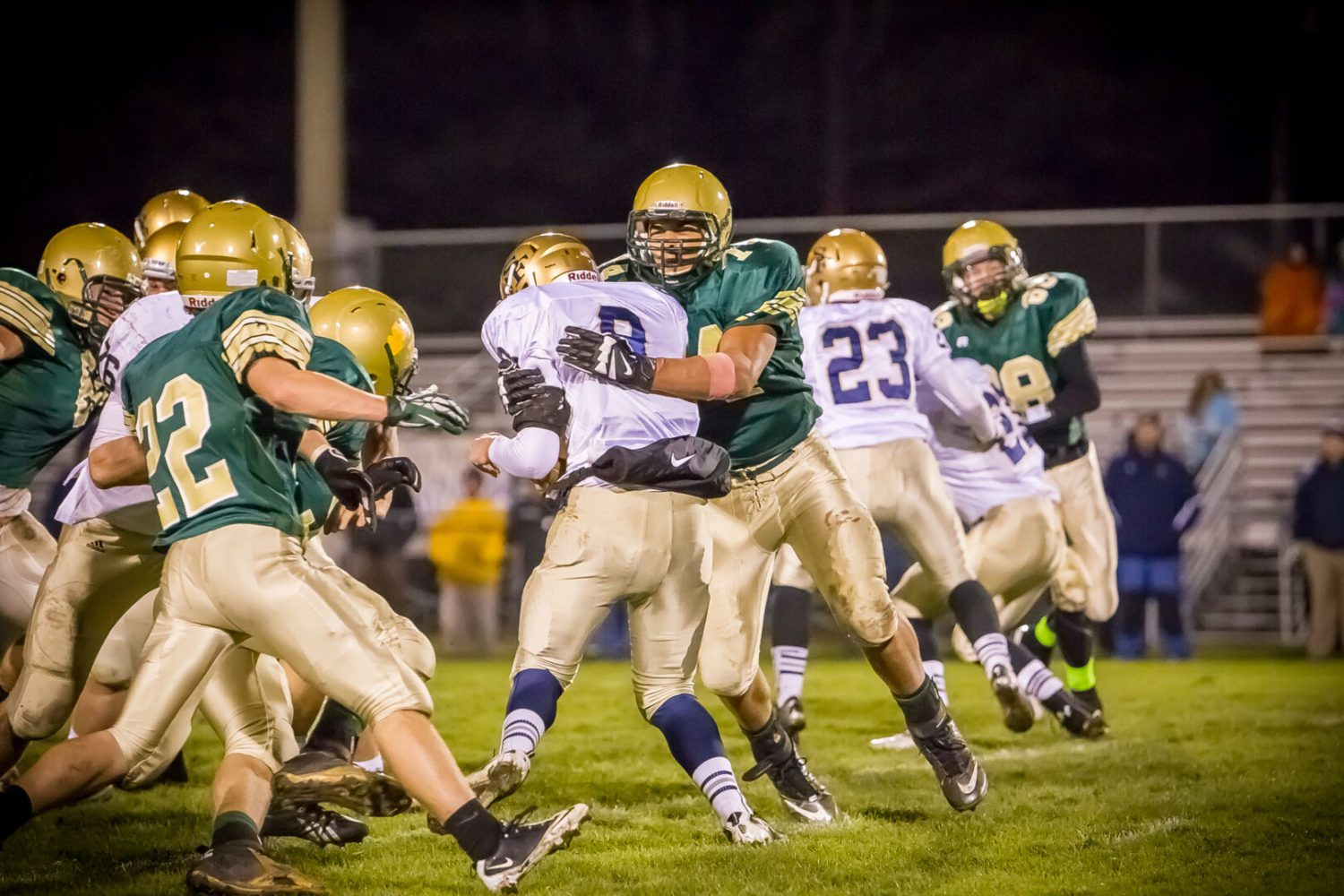 Crusaders hope for repeat of last year in regional title clash with Mendon